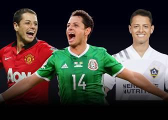 Anotar en Estados Unidos: una especialidad para Chicharito