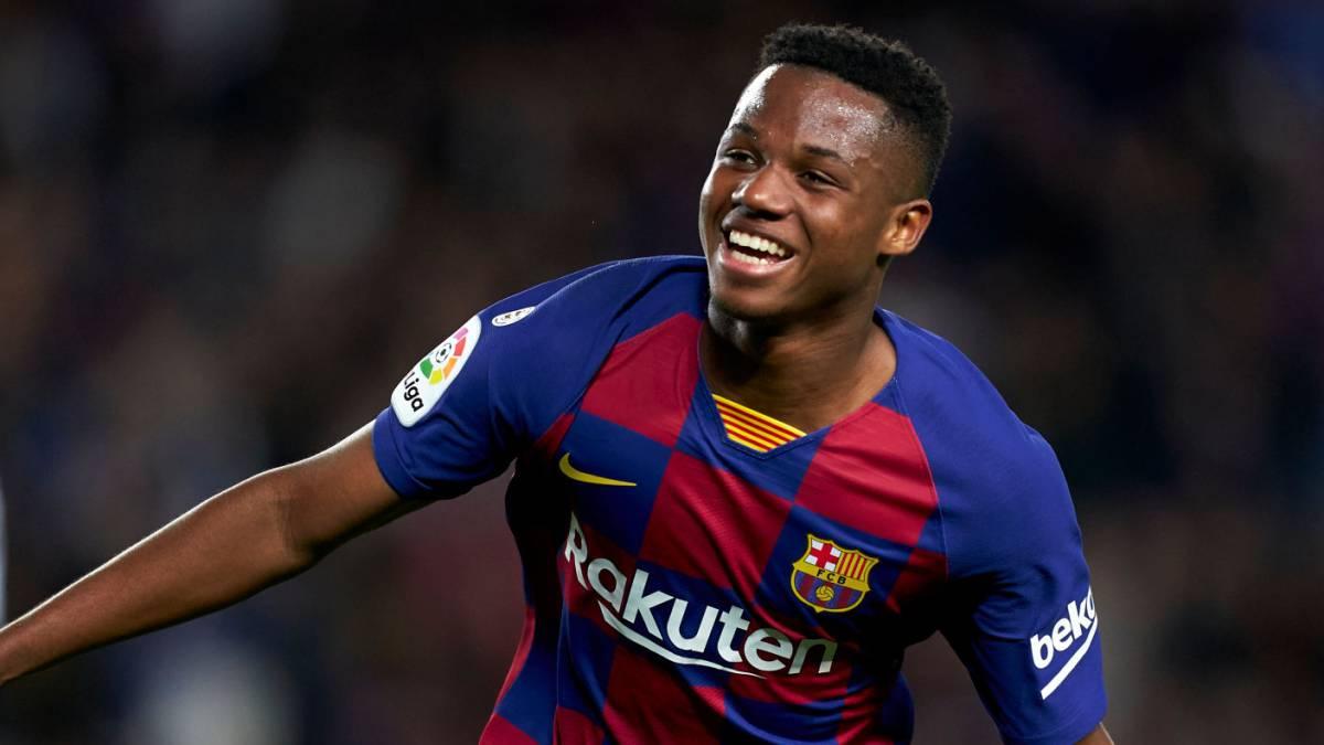 Barcelona venció a Levante con gran actuación de Ansu Fati - AS USA