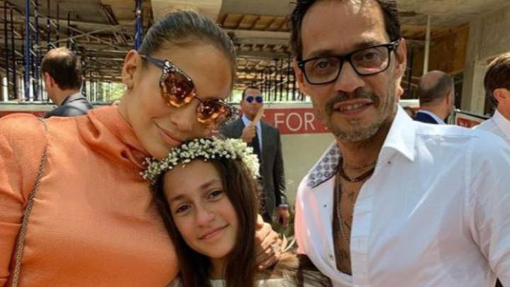 Jennifer Lopez se sincera sobre su divorcio con Marc Anthony