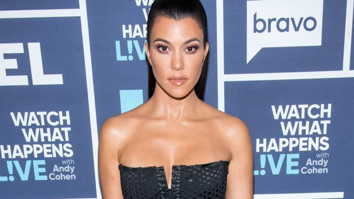 Kourtney Kardashian se sincera sobre su salud mental
