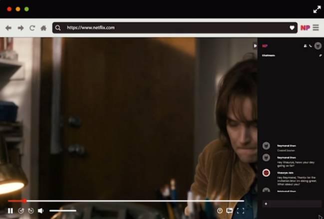 ¿Cómo usar Netflix Party para ver películas y series con amigos?