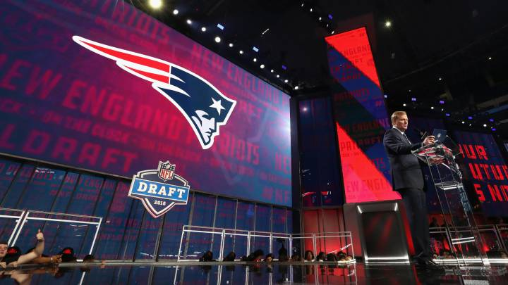Draft de los Patriots en 2018