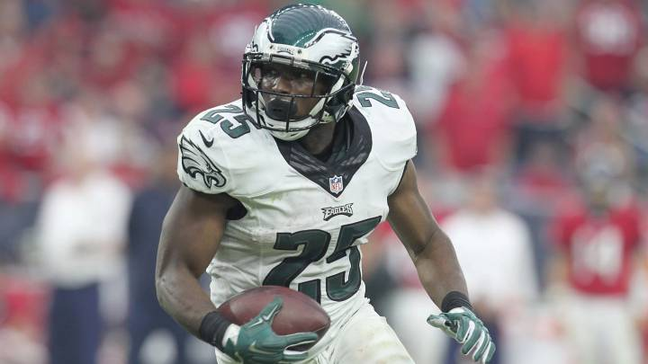 LeSean McCoy con los Eagles