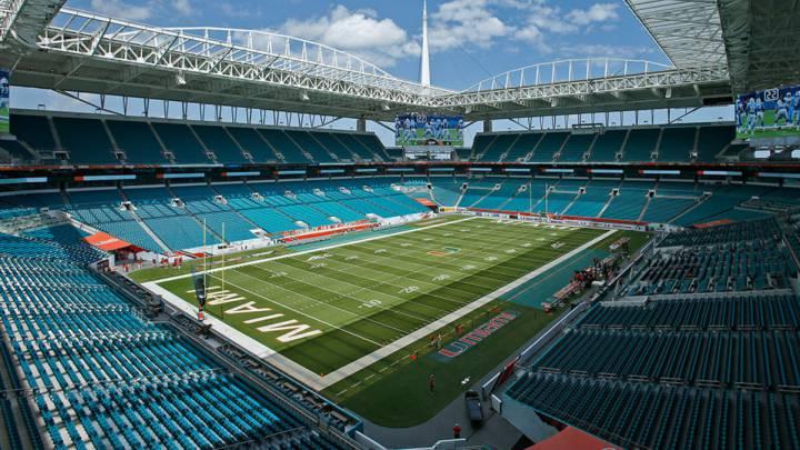 Delfines de Miami recibirá aficionados en el estadio Hard Rock para la temporada 2020 de la NFL