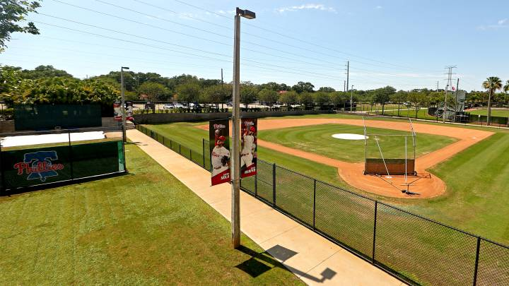 Philadelphia Phillies Spring Training facilities