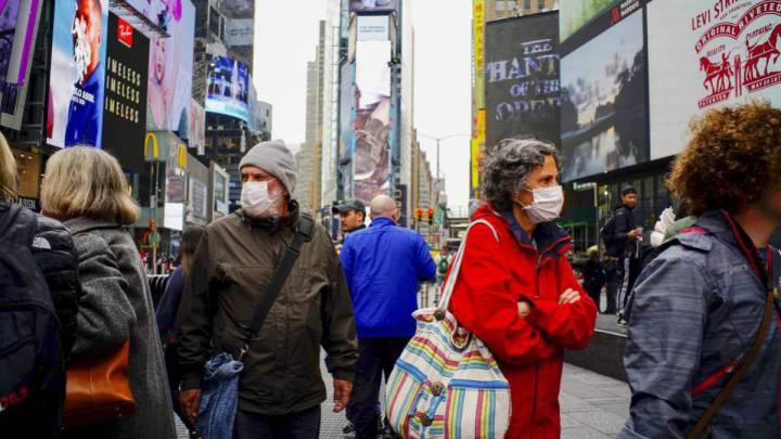 Casos, muertes y recuperados por coronavirus en Estados Unidos ...