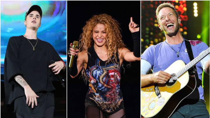 Global Goal 2020: Unite for our future': artistas, TV, horario y cómo ver online el concierto