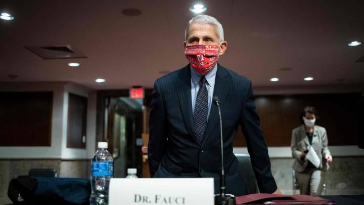 Coronavirus: Anthony Fauci advierte que USA podría llegar a los ...