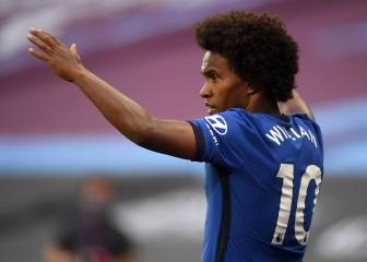 Willian lanza guiño a la MLS