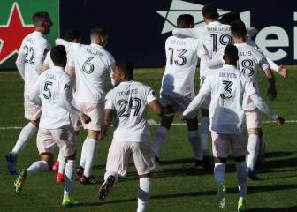El posible 11 del Inter Miami en el inicio de MLS is Back