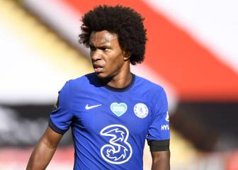 Willian rechazó a David Beckham y a la MLS