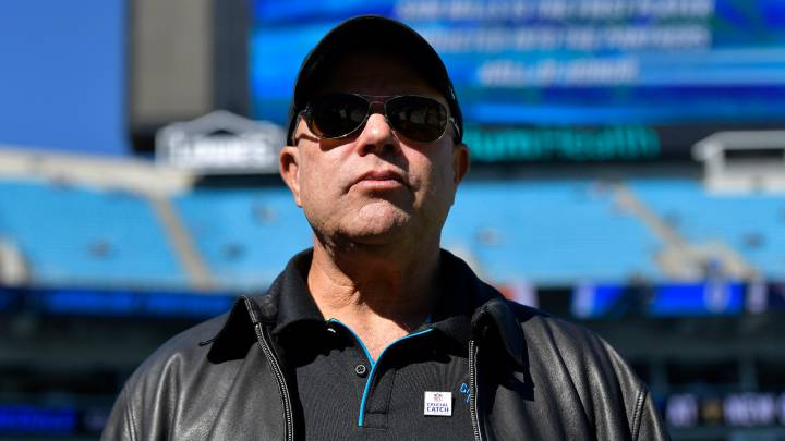 David Tepper con los Panthers
