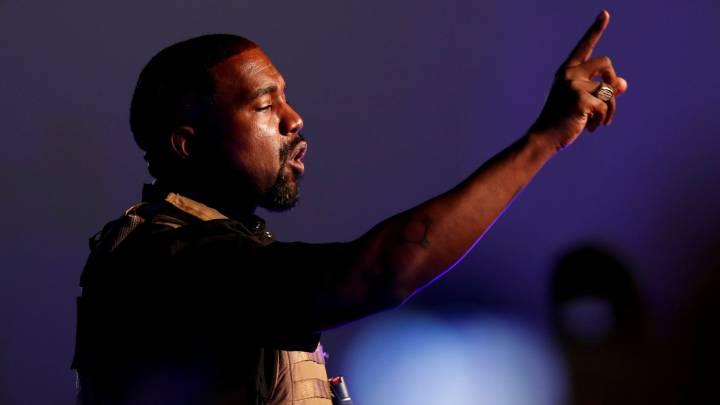 Elecciones USA: ¿Cómo fue el primer evento de campaña de Kanye ...