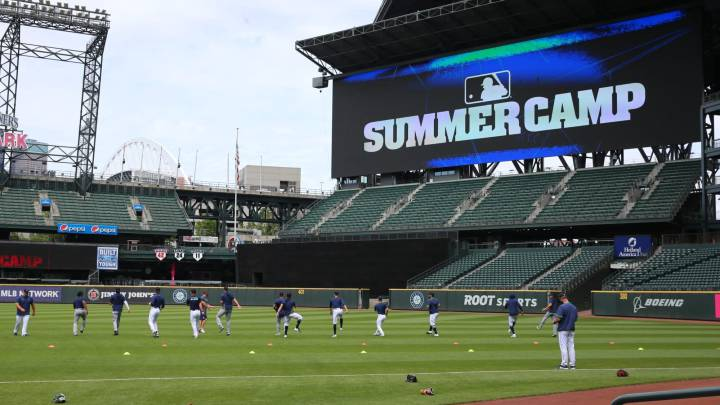 MLB Summer Camp