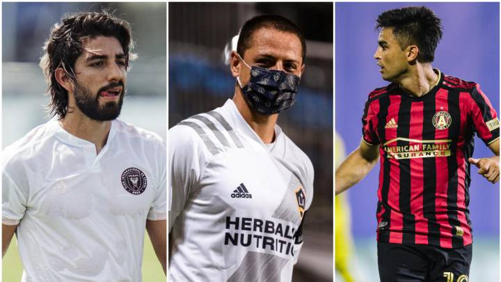 Chicharito, Pizarro y otras decepciones del MLS is Back