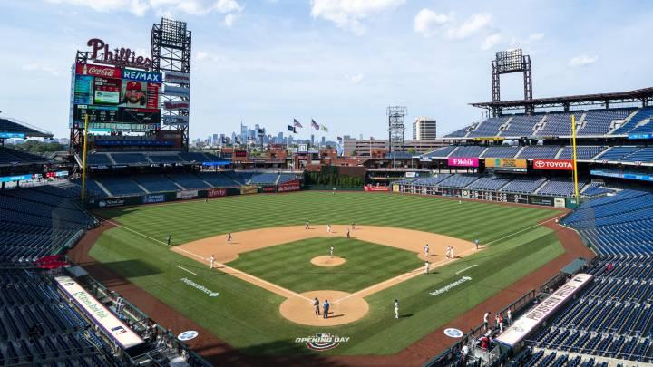 Juego entre Phillies y Yankees sería suspendido por MLB pese a no reportar casos de COVID-19 en Philadelphia