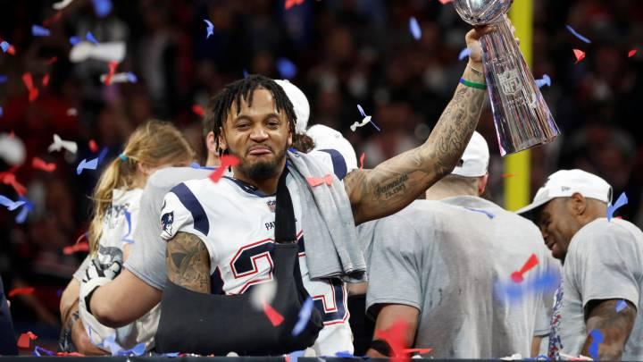 Media docena de jugadores de Patriots eligen parar en 2020 - AS USA