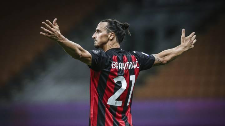 """Zlatan Ibrahimovic se autodenomina el """"Dios del juego"""" - AS USA"""