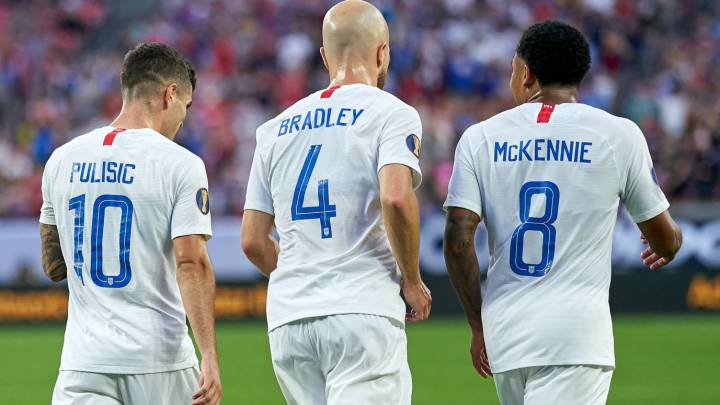 El calendario de USMNT en la eliminatoria de Concacaf rumbo a Catar