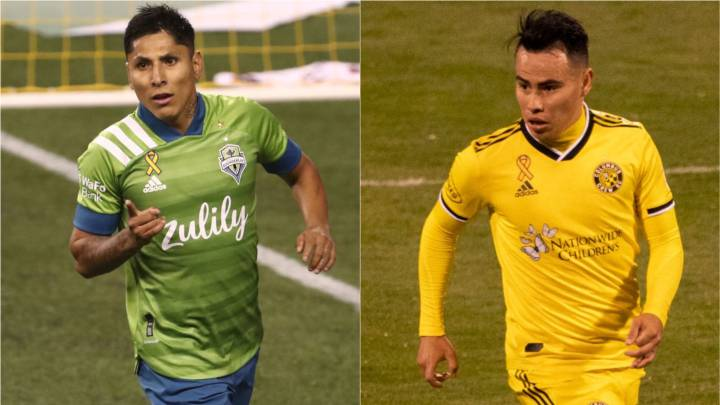 Seattle Sounders y Columbus Crew dominan la MLS tras 12 fechas