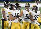 La defensa de los Steelers es agresiva y efectiva