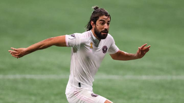 Rodolfo Pizarro confía que Inter Miami estará en los playoffs de MLS