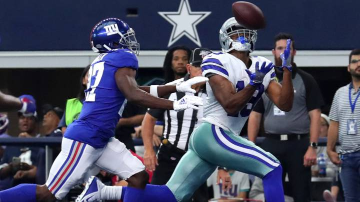New York Giants vs Dallas Cowboys: Horario, TV; cómo y dónde ver