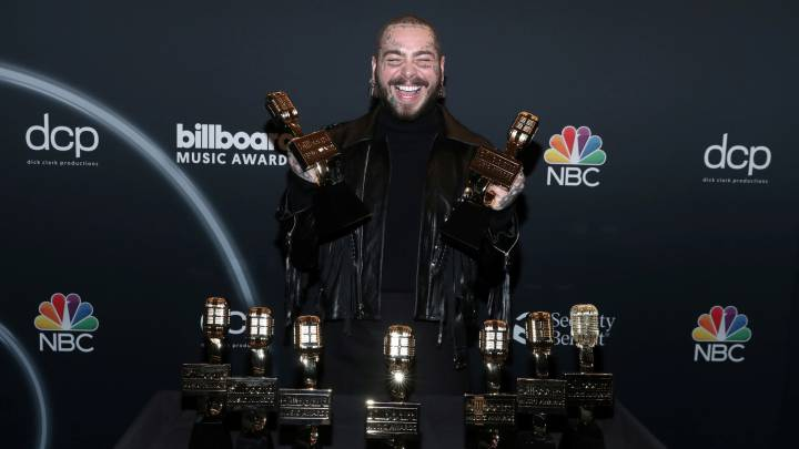Billboard Music Awards 2020: lista de premiados y ganadores