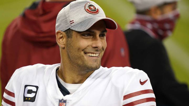 Jimmy Garoppolo enfrenta a Belichick en Foxborough