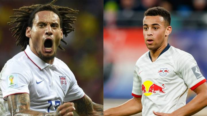 Jermaine Jones no escatimó en elogios a Tyler Adams
