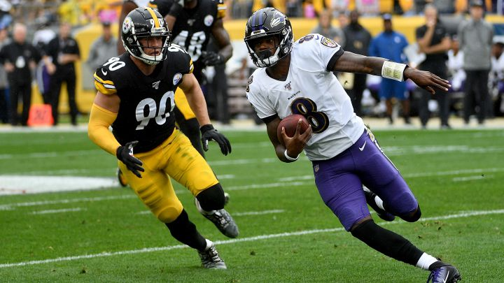 Pittsburgh Steelers vs Baltimore Ravens: Horario, TV; cómo y dónde ver, Semana 8