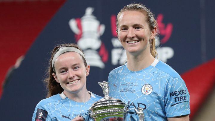 Sam Mewis anota con el Man City y gana la final de la FA Cup - AS USA