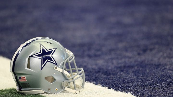 Casco de los Cowboys