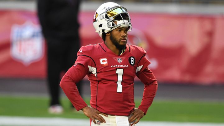 Kyler Murray con los Cardinals