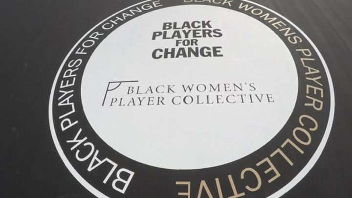 Black Women's Players Collective se une a Black Players for a Change para crear campos