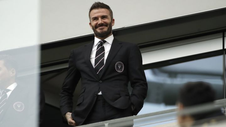 David Beckham: Inter Miami no jugó como esperaba