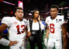 Tua y DeVonta Smith hablaron de posible reunión en Miami
