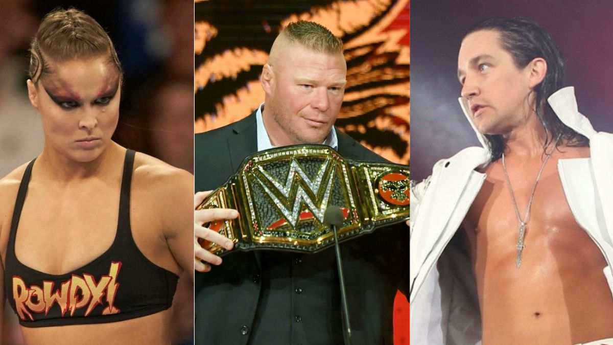 Los rumores sobre el Royal Rumble 2021 de la WWE: Brock Lesnar, Ronda  Rousey... - AS USA