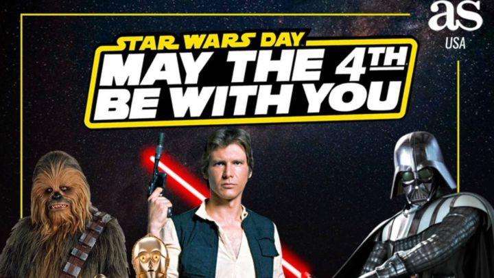 ¿Cómo y dónde nació el May the 4th be with you?