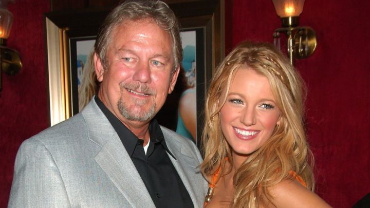 Fallece Ernie Lively, actor y padre de Blake Lively, a los 74 años - AS USA