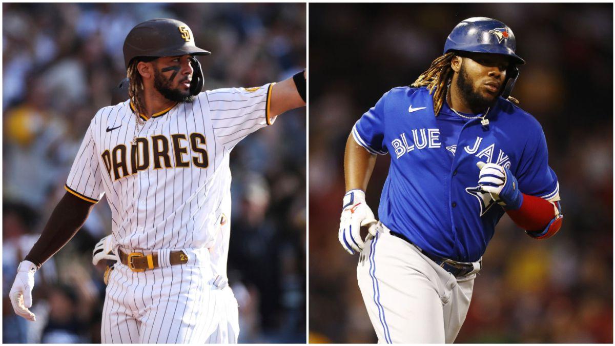 Fernando Tatis Jr. y Vladimir Guerrero Jr., dignos herederos de sus padres en MLB - AS USA