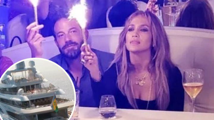Ben Affleck da costoso regalo a Jennifer Lopez en su cumpleaños 52! - AS USA