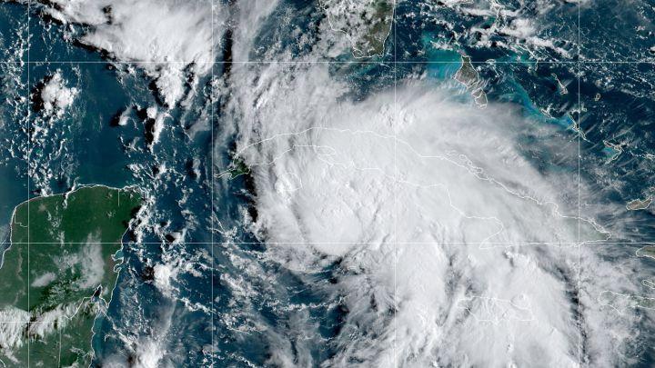 Huracán Ida: ¿qué categoría tiene y a qué velocidad pueden ir los vientos?  - AS USA