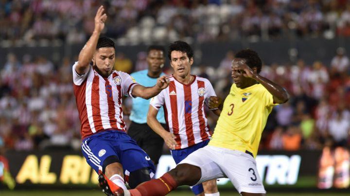 Ecuador vs Paraguay: Horario, TV; cómo y dónde ver en USA las eliminatorias  de Conmebol rumbo al Mundial 2022 - AS USA
