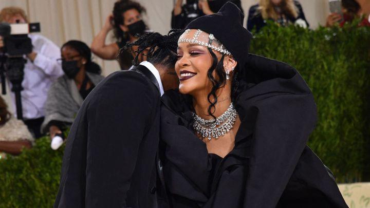 Met Gala 2021: Rihanna