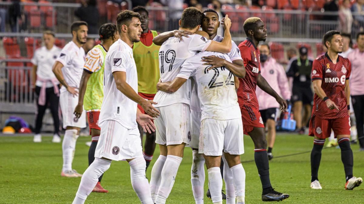 Inter Miami se enfrenta un calendario complicado pensando en llegar a los Playoffs de la MLS