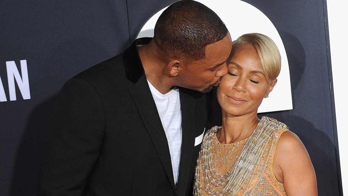 Will Smith confiesa que su matrimonio con Jada Pinkett no es monógamo