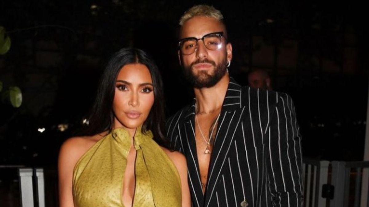¿Kim Kardashian y Maluma están juntos? ¡El colombiano rompe el silencio!