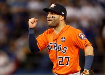 Altuve, elegido deportista del año para Associated Press