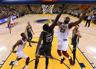 NBA Finals 2018: Horario, TV y cómo ver Cavs vs Warriors
